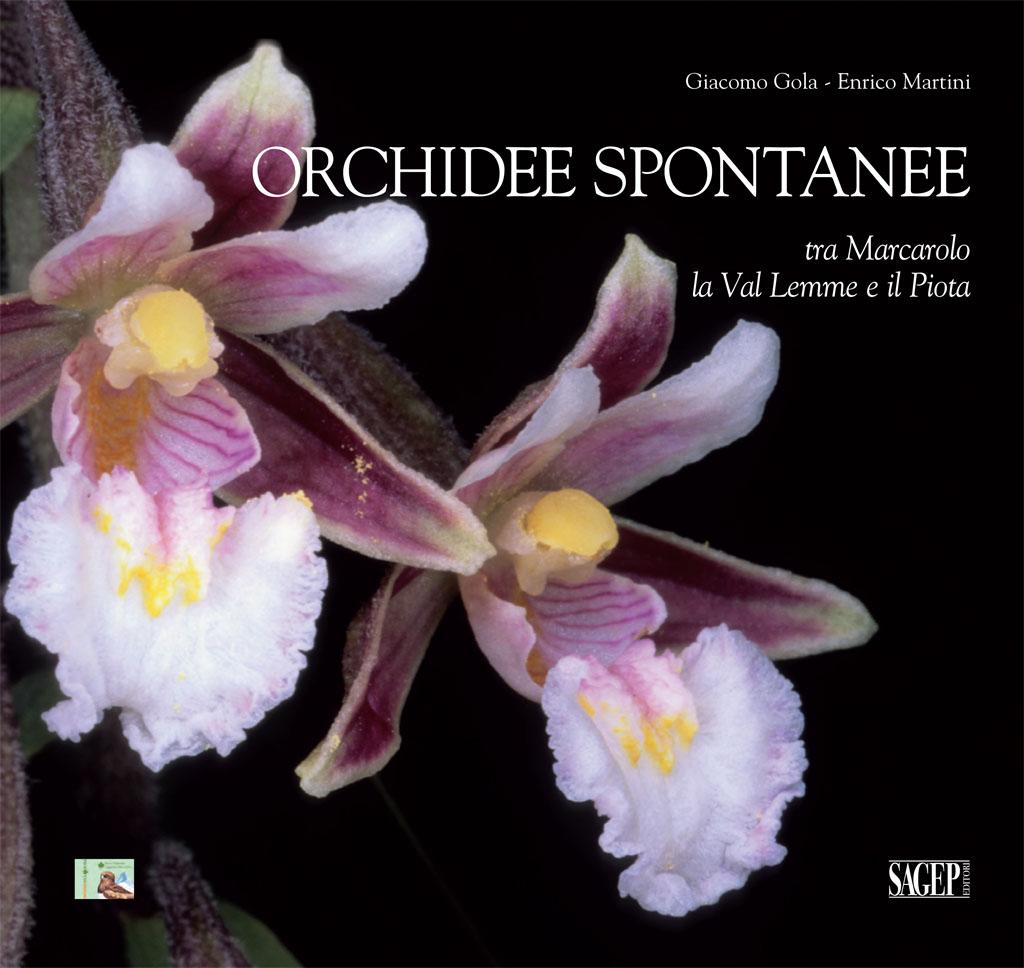 Libro Le Orchidee Spontanee